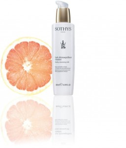 Vitality cleansing milk