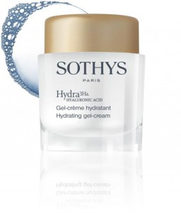 Hydrating gel-cream