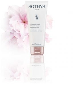 Relaxing body scrub | Sothys | Scrub | Distributor Greece | Prodermage