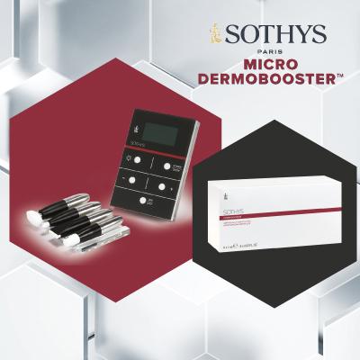 ΜΙCRO DERMOBOOSTER™ by SOTHYS – Μικροδερμοαπόξεση – Microneedling – Μοdelling – Ένας τέλειος συνδυασμός της επιστήμης προϊόντων ομορφιάς με την τεχνολογία